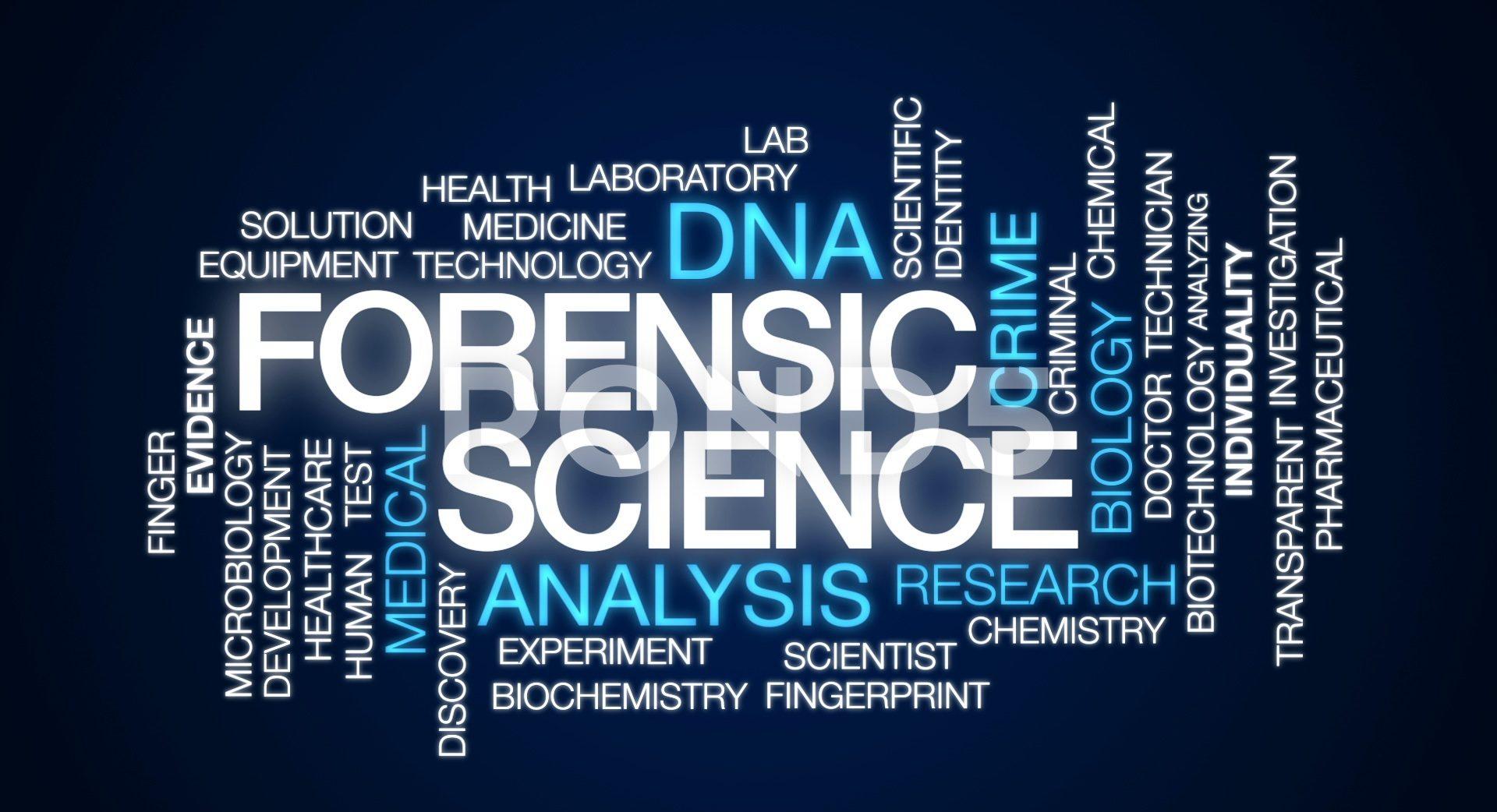 Scienze Forensi 3.0